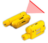 Ultra-Compact Magnetic Laser Level – Red Parallel Line - Click Image to Close
