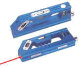Industrial Magnetic Laser Torpedo Level - Red Dot