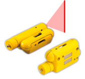 Ultra-Compact Magnetic Laser Level-Red Perpendicular Line