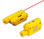 Ultra-Compact Magnetic Laser Level - Red Dot